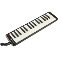 Hohner 32B Instructor 32 Melodica Black with Case (32B)