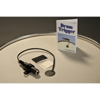 DrumDial Drum Trigger with Clip Mount (DDT)