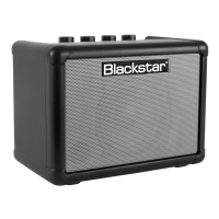 Blackstar FLY 3 Watt Bass Mini Amp (FLY3BASS)