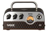 Vox MV50 AC 50 Watt NuTube Mini Amp Head (MV50-AC)