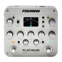 Fishman Platinum Pro EQ Analog Preamplification and DI (PRO-PLT-201)