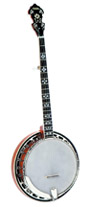 Recording King RK-R20 Songster Resonator Banjo (RK-R20)