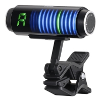 Korg Sledgehammer Custom 100 Chromatic Clip On Tuner SH-CS100 (SH-CS100)