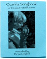 Ocarina Songbook for the Sweet Potato Ocarina (SO-6ZELDA-SB-VOL1)