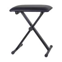 Palatino Folding Black Keyboard Stool BP-010-BK (BP-010-BK)