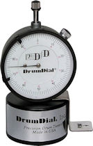 DrumDial Drum Head Tuner (DD)