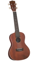 Diamond Head Satin Mahogany Concert Ukulele with Gig Bag (DU-250C)