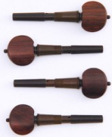 Knilling Perfection Planetary Pegs for Cello Hill Style Rosewood 4/4 (P1VC44HR)