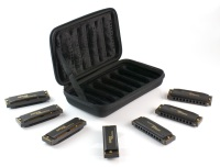 Hohner Peidmont Blues Beginner Harmonica Set (PBH7)