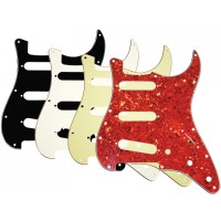 Stratocaster SSS 4 Ply Celluloid Guitar Pickguard 11 Hole Fender (PG-362)