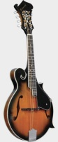 Savannah SF-100 F-Style Sunburst Mandolin with Featherweight Case (SF-100)